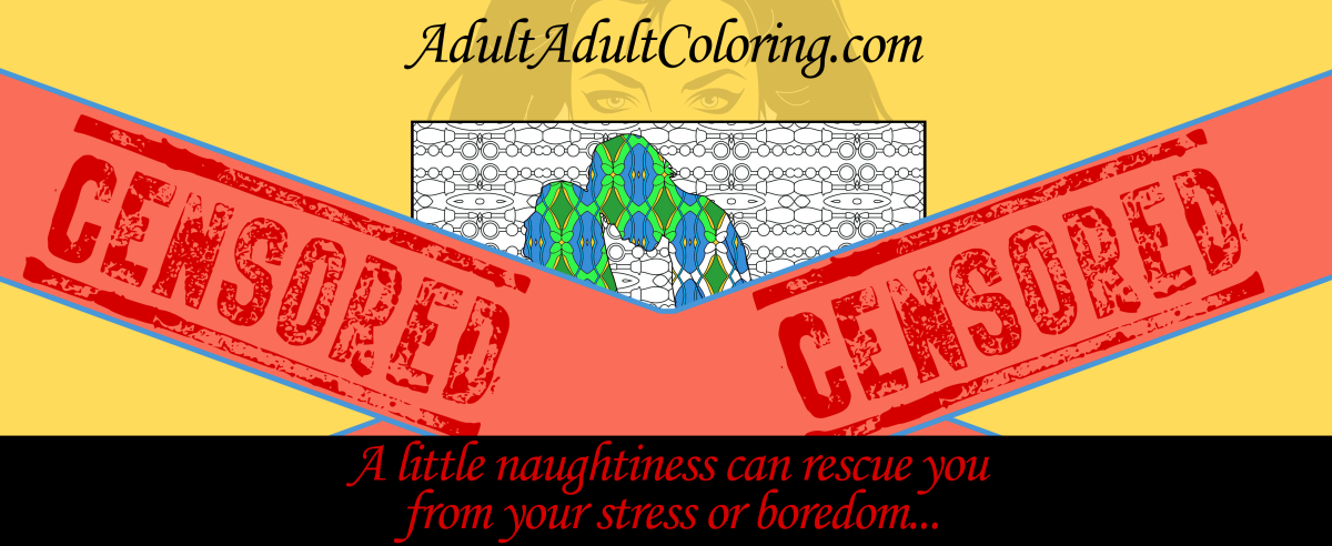 Adult Adult Coloring